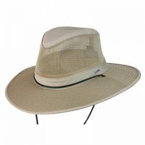 Organic Cotton Mesh Hat