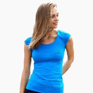 Women's Organic Round Neck T-Shirt